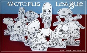 Octopus League by RedWood-Beavers