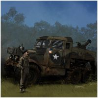 Scammell Pionner by dugazm