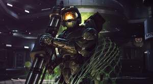 Halo - SOTW Entry by JoshPattenDesigns