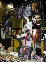 Megacon 09: Fevereon's Stand by Rose-Vicious