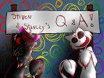 Stanley And Steven by isabelle96