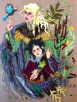 Beleg and Turin by sassynails