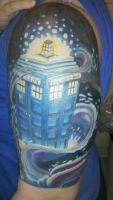 Tardis Tat -complete- by 2Sly4U22