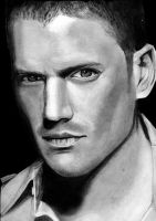 wentworth miller by cconnell