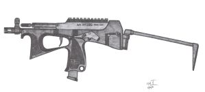 PP-2000 by CzechBiohazard
