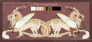 Mandragora Dragon by soulspoison