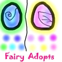 Free Adoptables: Fairy Eggs by IreinicFantasy