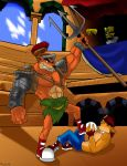 Gladiator Tiny VS Crash by Ashy666