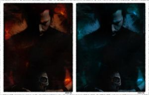Fire and Ice LP by PhotographybyVictor
