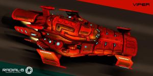 Radial-G approved racer: Viper by REPLHKA