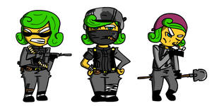 Oompa Loompa Death Squad by Killerclaud