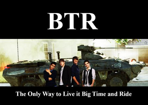Big Time Rush BTR by Ghost141