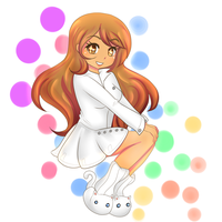 My gaian character! by LadySelph