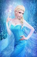 Frozen - Elsa by MonCosplay