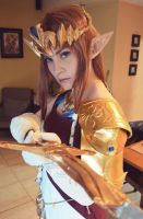 princess zelda  Smash bros by suletyel
