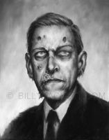 R.I.P. Lovecraft by billytackett