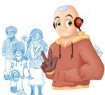 Aang and Company by Katie-L