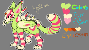 Special Species Adoptable! (Canine/Feline/Griffon) by skrollmon