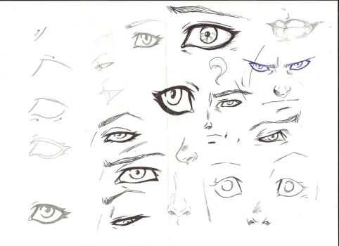 Tips Eyes by Dannith