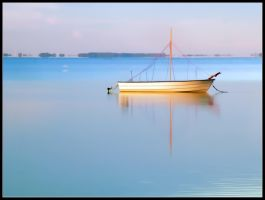 Serenity in the morning by kanes