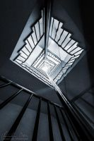 Vienna Staircase 12 by Nightline