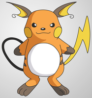 026 Raichu by scope66