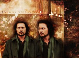 Johnny Depp Wallpaper venice by cwiny