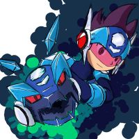 Shin Rockman 20th by sonicolas