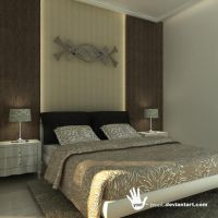 guest bedroom by yoel-touch