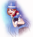 have you seen my daughter Trucy by KarniMolly