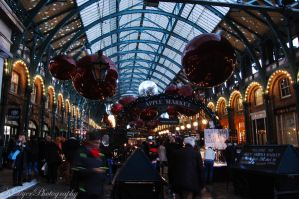 Covent Garden. by KDyerPhotography