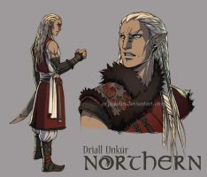 Northern: Driall by Orpheelin
