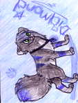 Aceo-Card for Diamond-claw by MissLayira