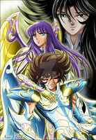 Saint Seiya Elysion I by Niiii-Link