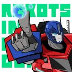 RID: Optimus Prime by Evelynism