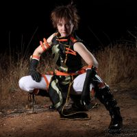 Syaoran: Dragon by bekalou-cosplay