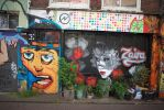 Graffiti in Amsterdam -1 by Dany-Art