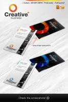 RW Creative Business Cards by Reclameworks