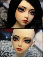 Face-up: Elfdoll Soah - 1 by asainemuri