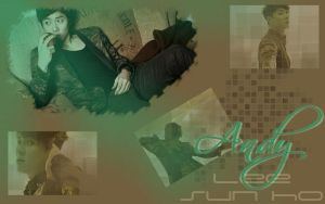 Andy wallpaper by Nicolca94