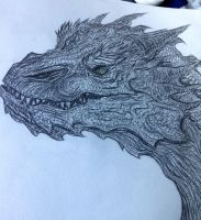 ~Smaug the Magnificent~ by Rufinator
