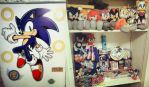 My Sonic Collection by Elizabeth-Rose123