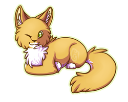 Foof Kitty for Katze by ForeverFrosty