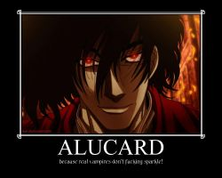 alucard motivational by alucardserasfangirl