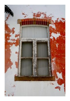 Alter do Chao Old Window II by FilipaGrilo
