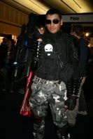 Punisher Cosplay by slayer500