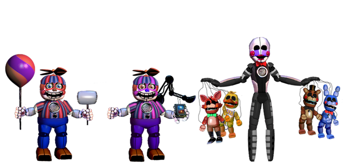 Funtime Toys [PART 2] by TheGoldenGamer90010