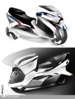 Honda Silverwing by slime-unit