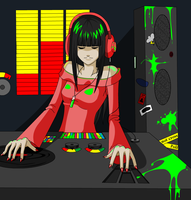 DJ Station Colored by Oriash