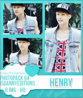 Henry Lau (Super Junior M) - PHOTOPACK#04 by JeffvinyTwilight